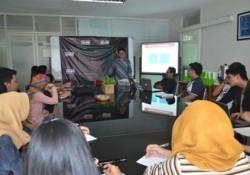 pelatihan politicalpreneur P4M UNAS